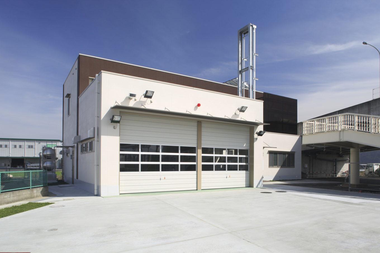 熊本市南消防署富合出張所イメージ