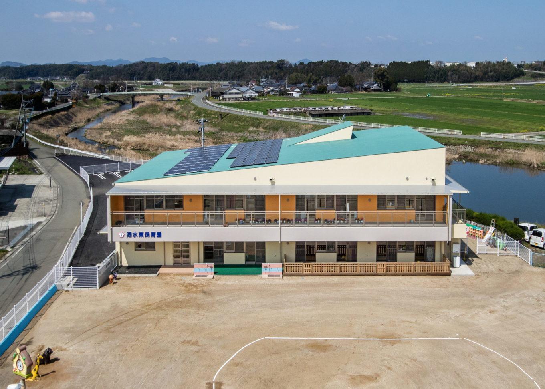 泗水東保育園イメージ