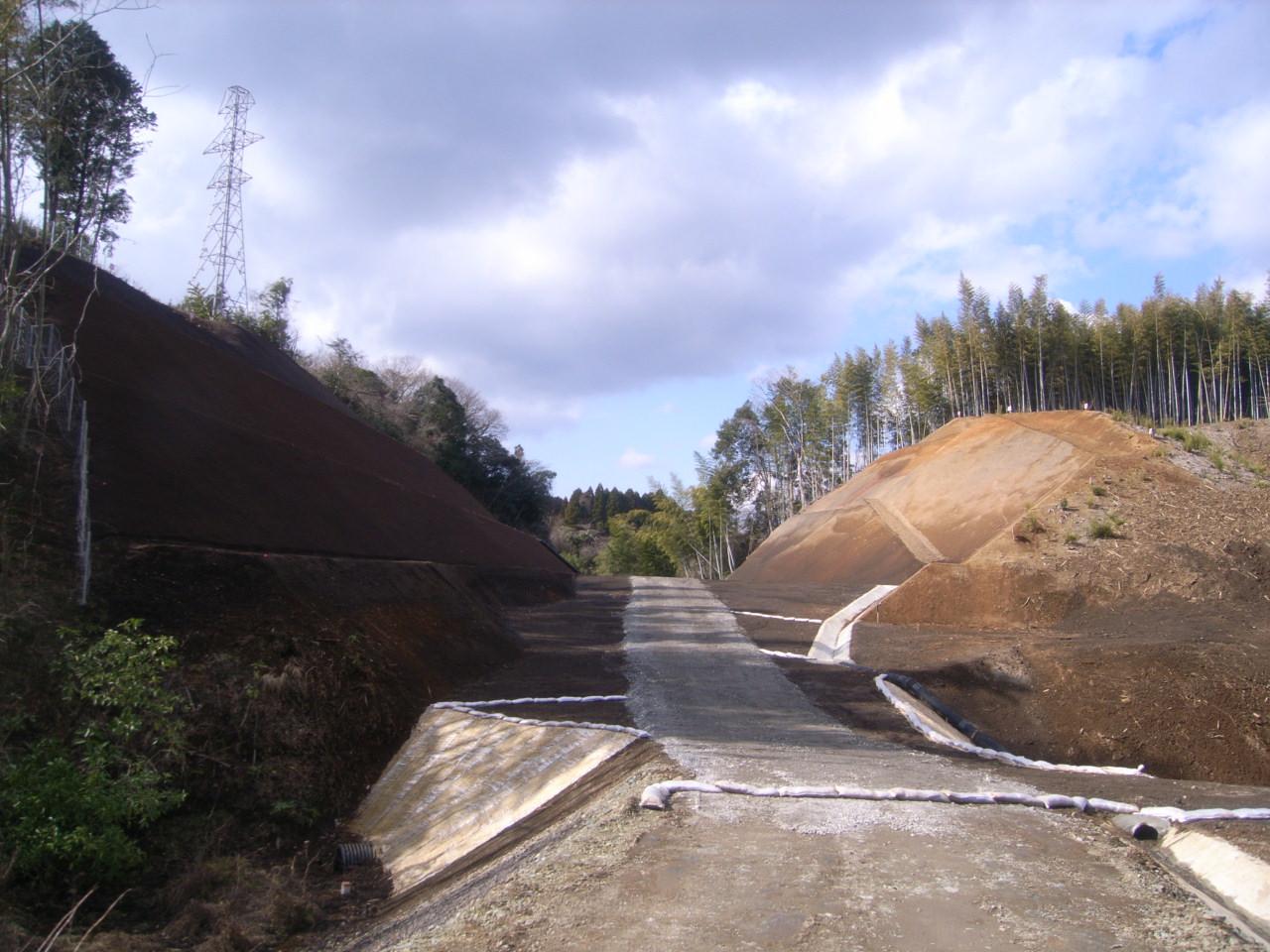 九州横断道(嘉島~山都)西原地区改良3期イメージ