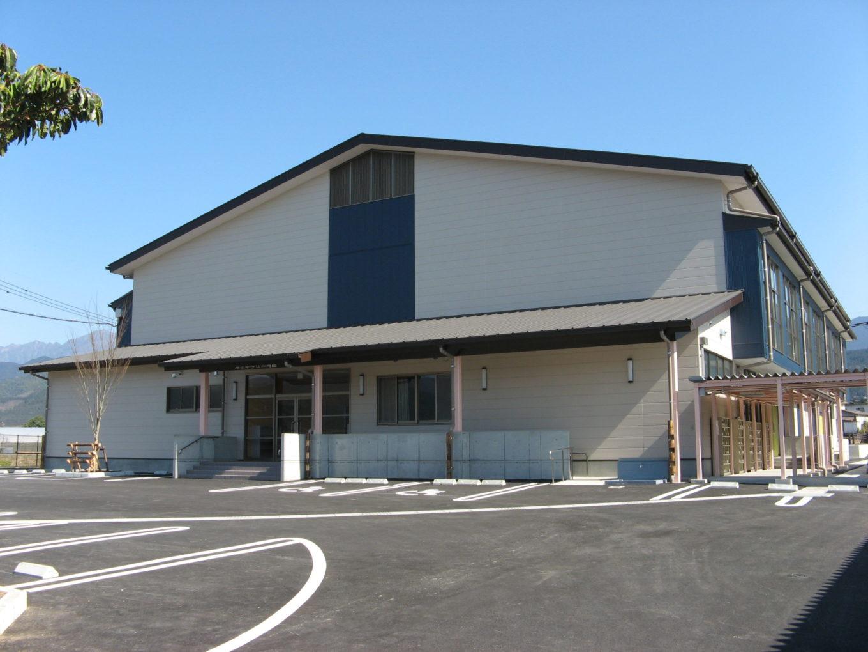 湯前町立 湯前中学校イメージ