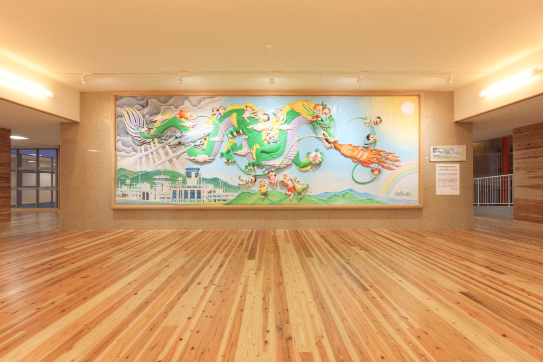 益城町立益城中央小学校イメージ