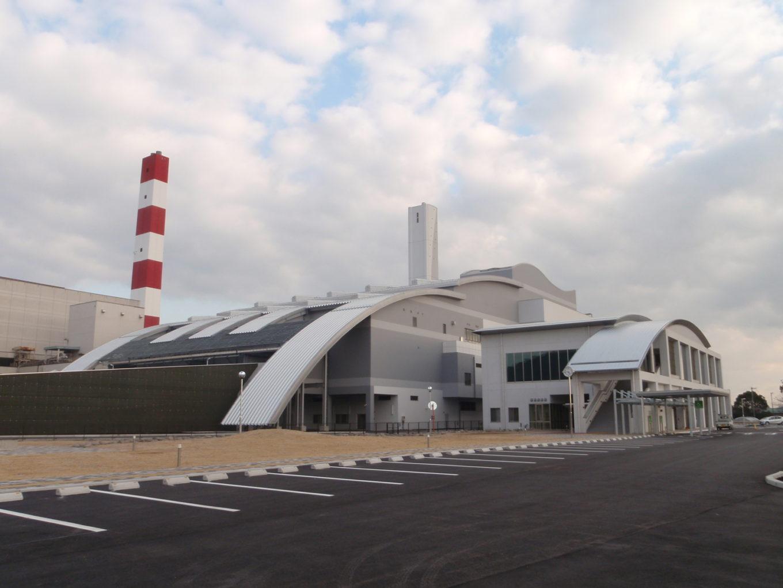 熊本市西部環境工場イメージ