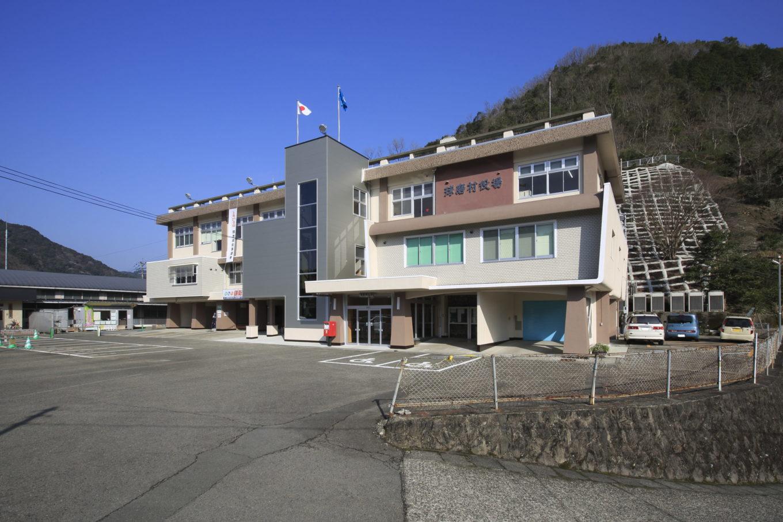 球磨村役場イメージ