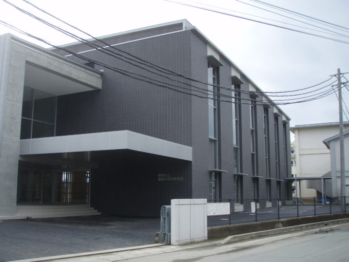 熊本市立 富合中学校イメージ