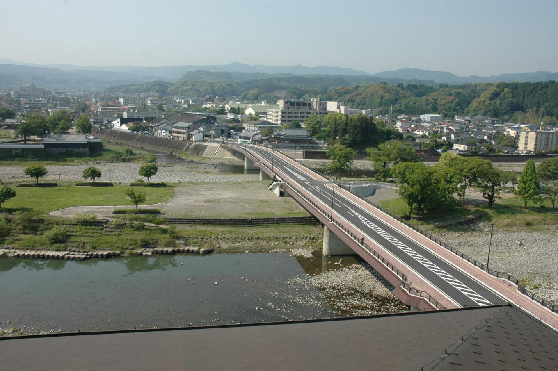 紺屋町南町線外1線大橋上部工(P4-A2)イメージ