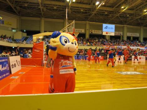 熊本ヴォルターズの応援に行ってきました!
