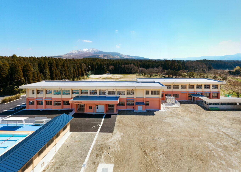 阿蘇市立阿蘇西小学校イメージ