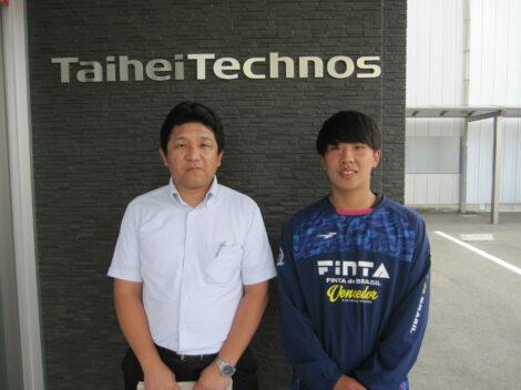 熊本YMCA学院の生徒さんがインターンシップに来られました!