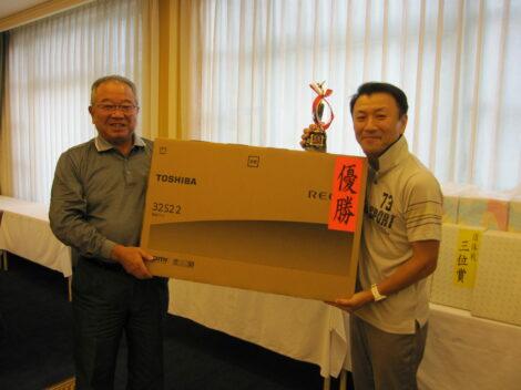 『太樹會 秋季ゴルフコンペ』が盛大に開催されました!