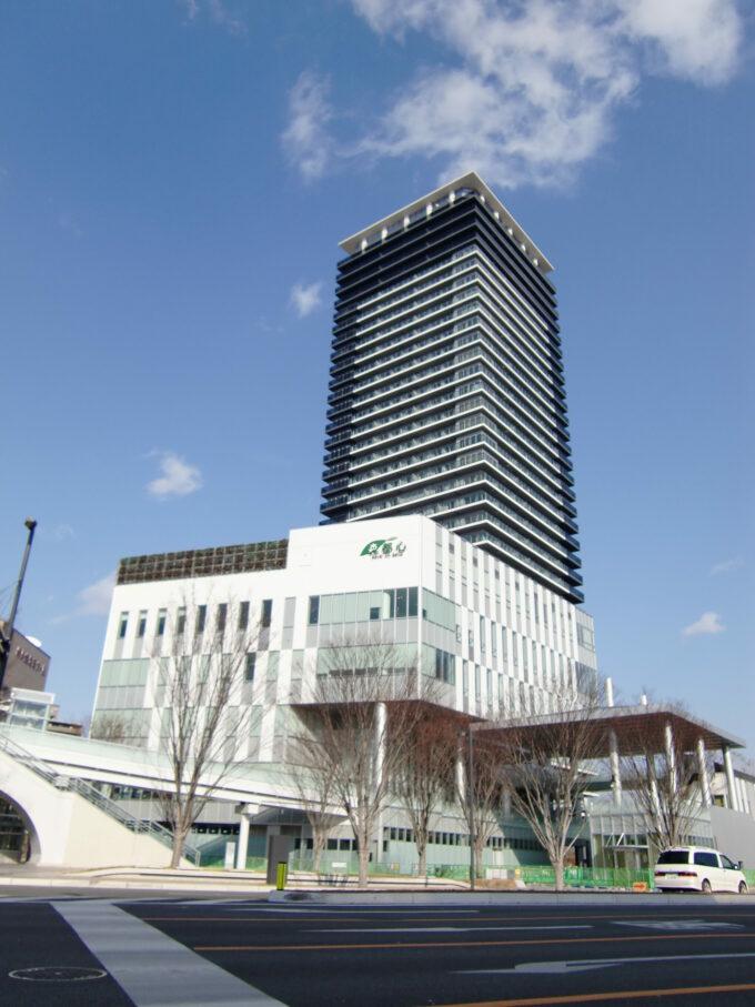 くまもと森都心(The・熊本タワー・森都心プラザ)イメージ