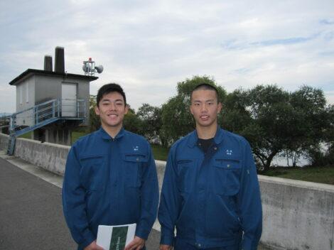 熊本工業高校土木科の生徒さんがインターンシップに来られました!