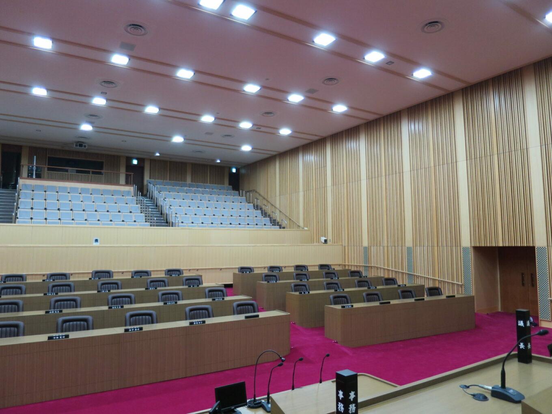 熊本県議会棟別館内部改修イメージ