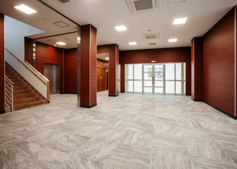 JA熊本うき新本所新築工事イメージ