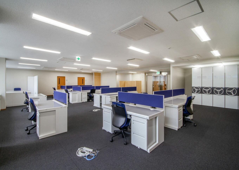 新熊本県商工会館新築工事イメージ