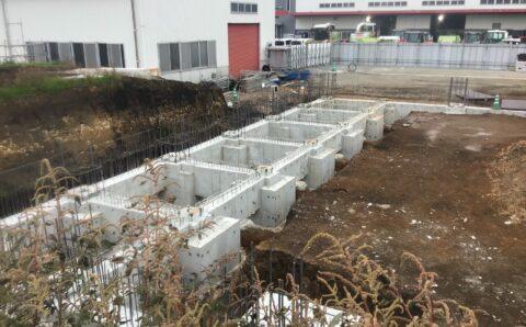 エム・エス・ケー農業機械㈱西日本支社 組立工場新築工事