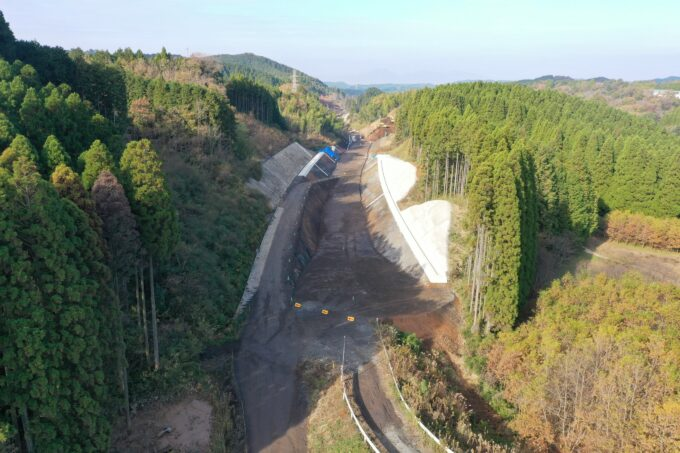 九州中央道 西原地区改良12期イメージ