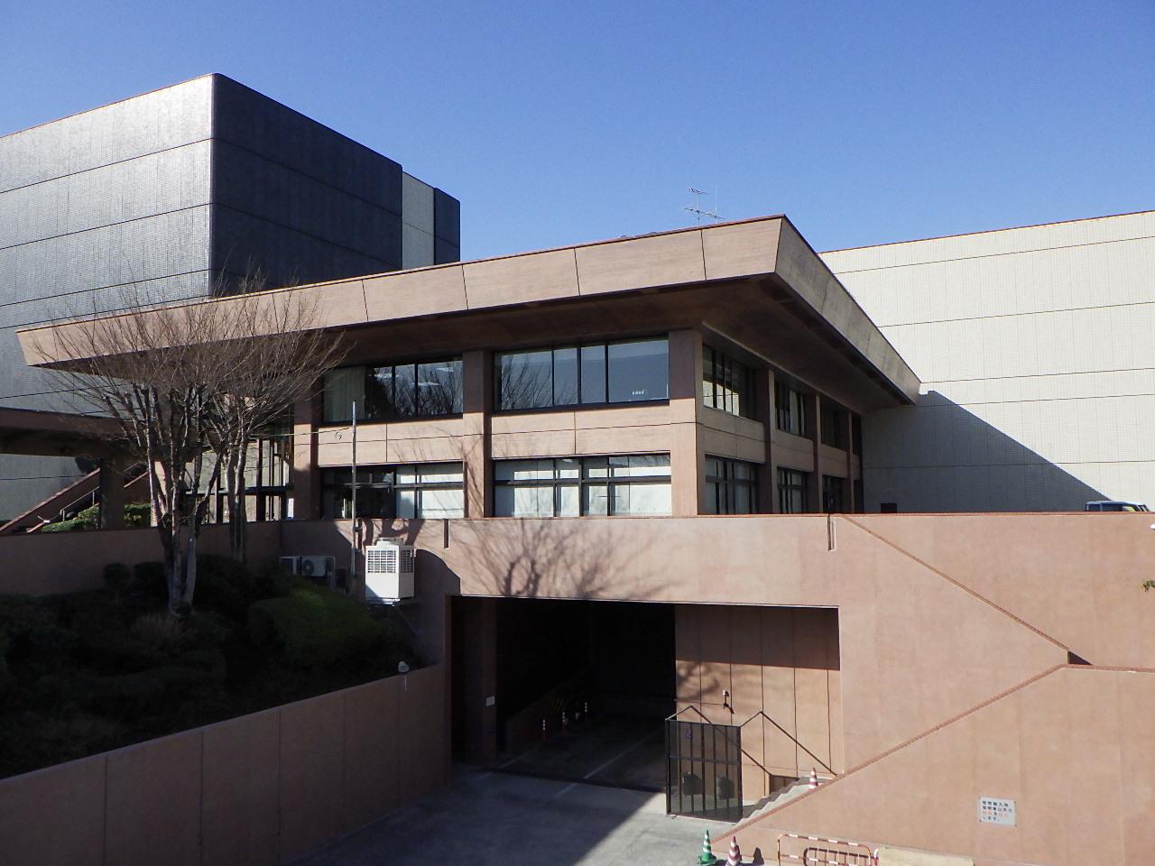 県立劇場(内外部改修)イメージ