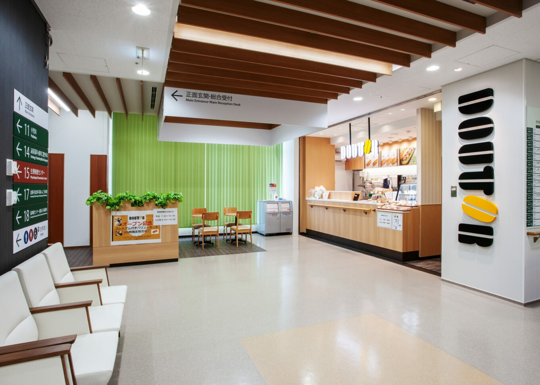 独立行政法人国立病院機構 熊本医療センターイメージ