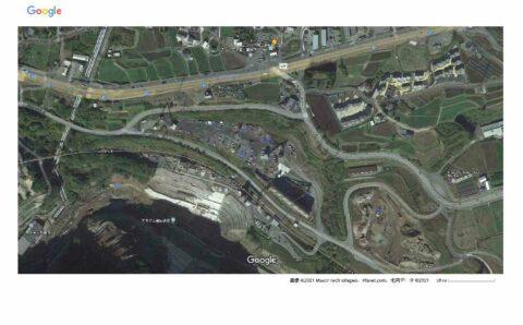 立野ダム管理庁舎建築工事イメージ