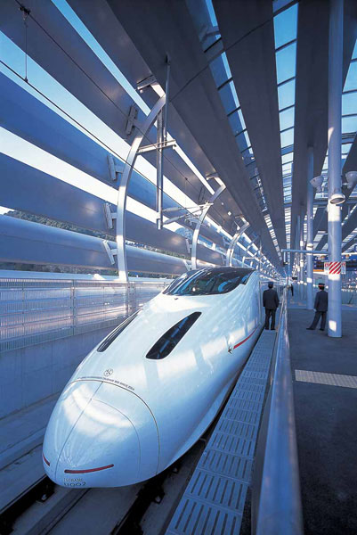 JR九州 九州新幹線 新水俣駅イメージ